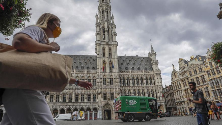 Bélgica desautoriza viajes a Madrid, País Vasco, Burgos, Baleares y Almería
