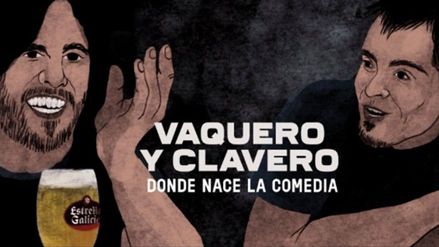 Vaquero y Clavero: Donde nace la comedia