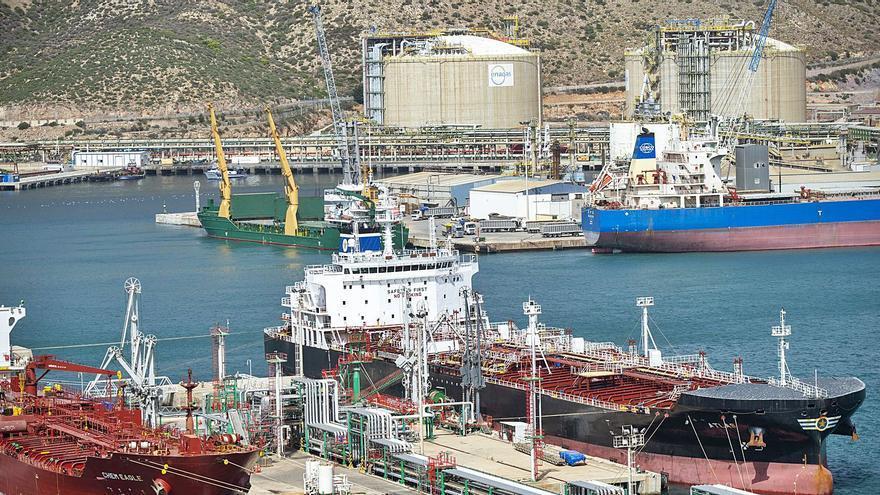Las obras aumentarán la capacidad del Puerto un 256%