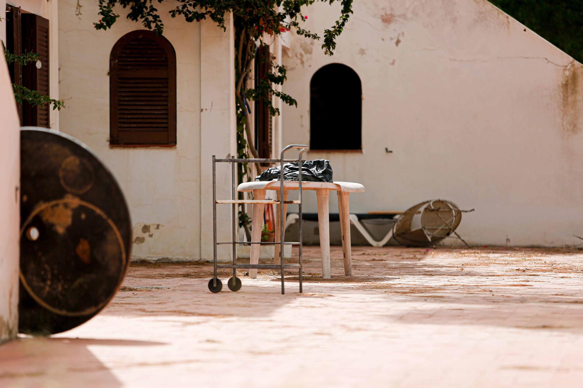 Tres años para librarse de unos okupas en Ibiza