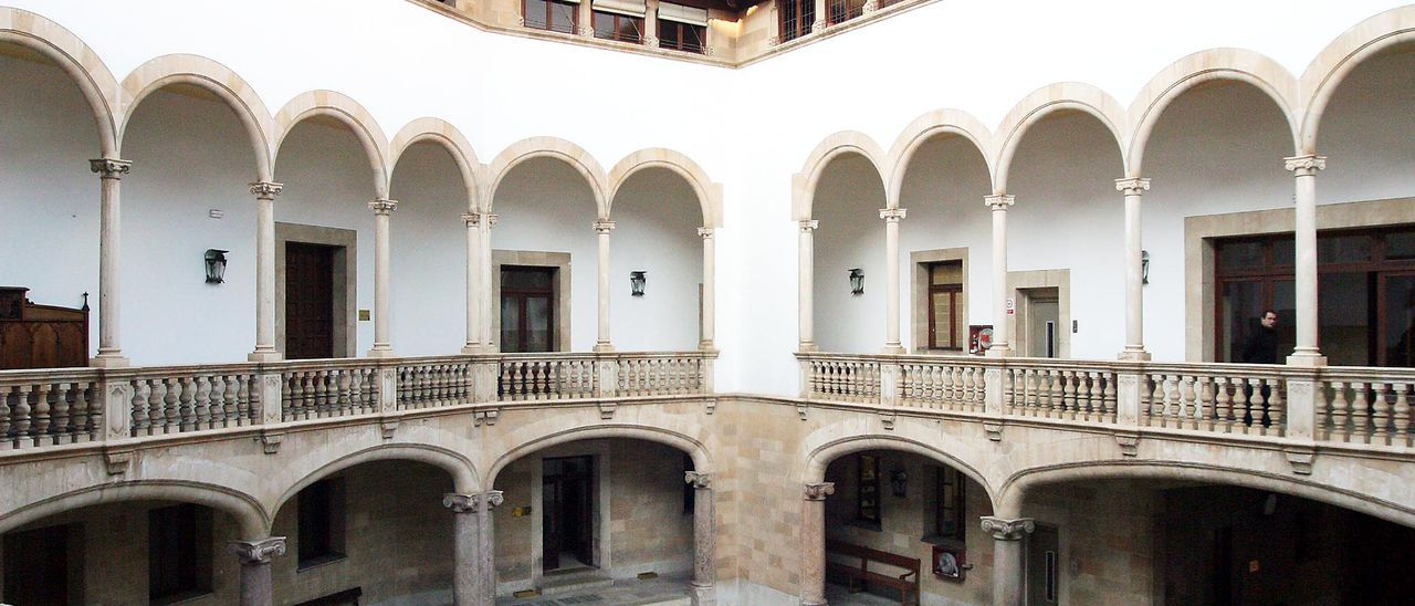 Audiencia Provincial, en Palma. B.R.