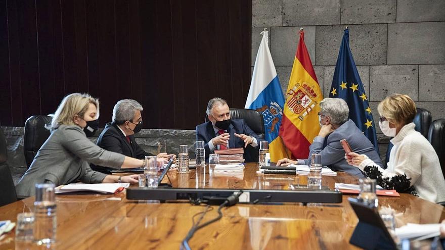 """Canarias plantea ayudas """"financiables y rápidas"""" para paliar el impacto de la crisis"""