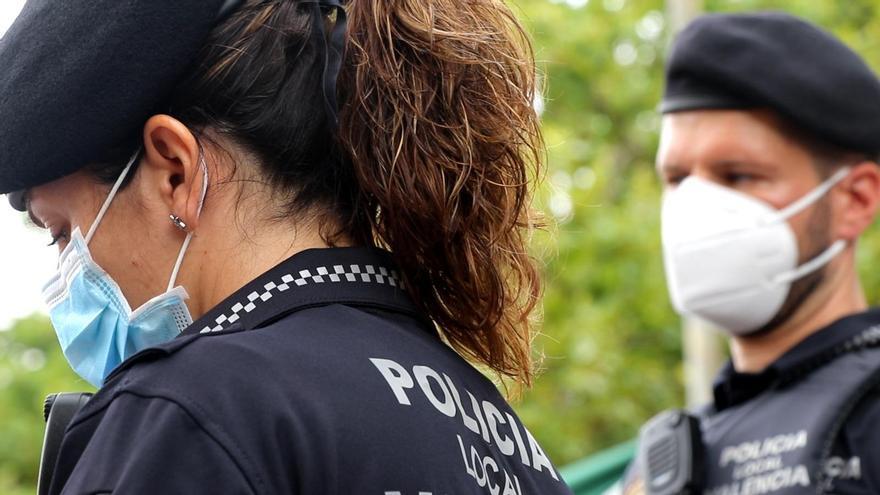 Agresión machista: un hombre golpea a su exmujer en València por un paquete de tabaco