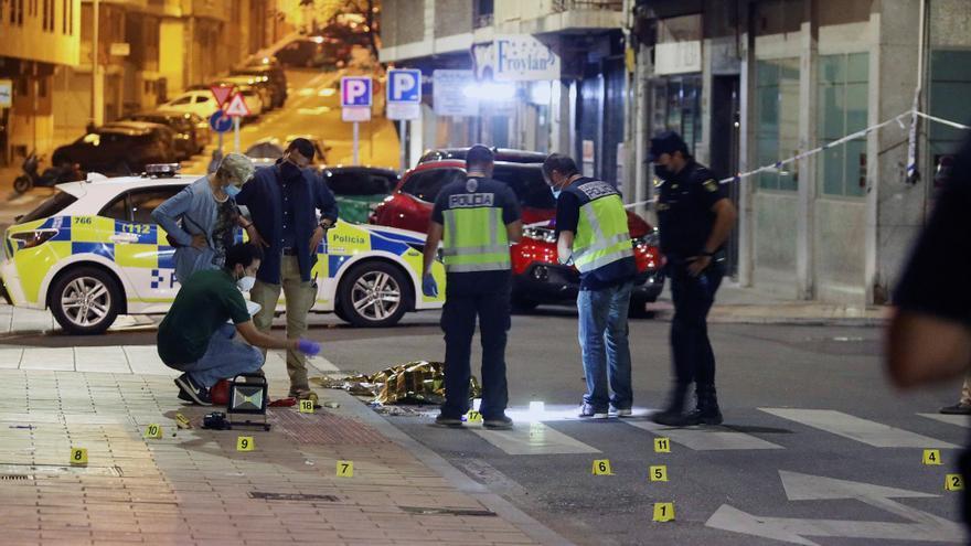 Un mort i un ferit greu en un tiroteig a Salamanca
