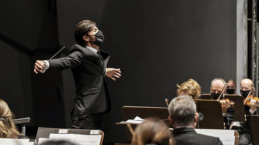 La Sinfónica plantea un programa de transición para su cierre de temporada