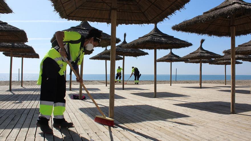 Fuengirola controlará el aforo de las playas con inteligencia artificial