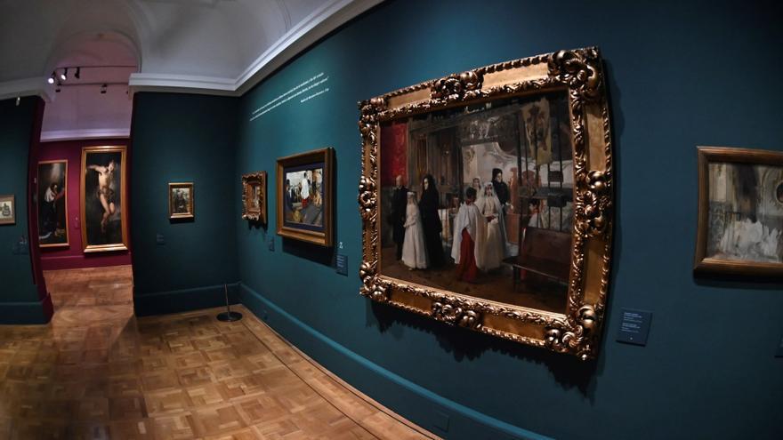 El Museo Sorolla, el Cerralbo o el del Greco se vuelven virtuales