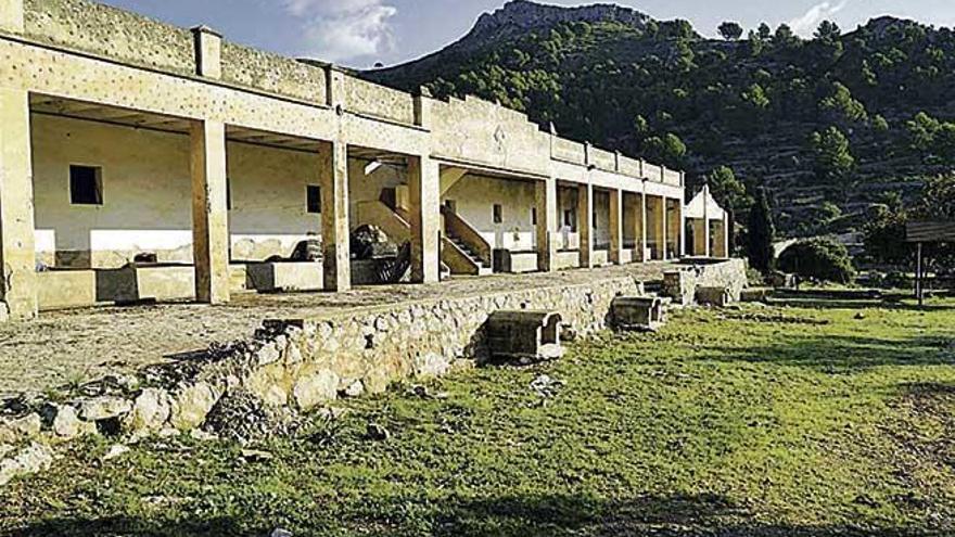 Trockenstein-Wanderweg GR-221 bekommt neue Berghütte