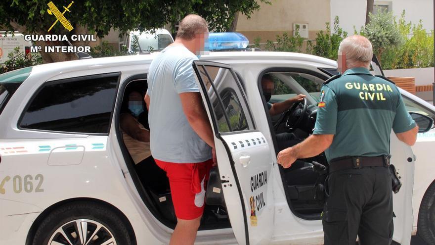 Detenida una pareja en Murcia tras prender fuego a una mujer y tratar de asfixiarla con una bolsa