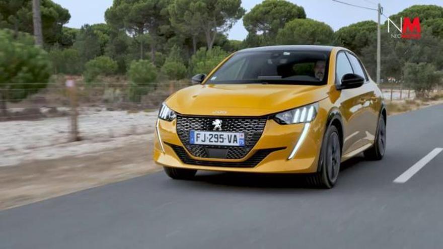 Peugeot 208: Atractivo y audaz
