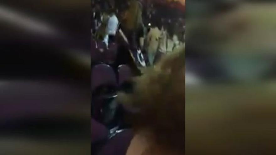 Masacre de adolescentes en un concierto en Manchester