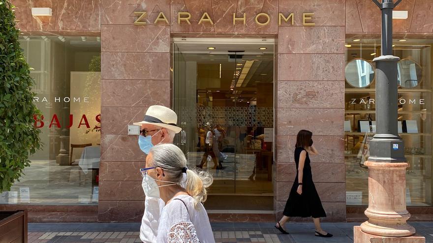 Zara Home se despide del centro de Cartagena