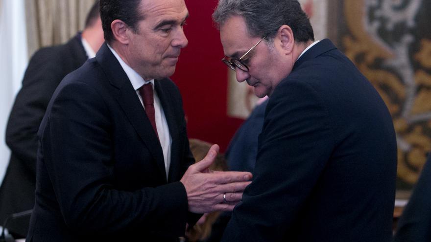 El PSOE rechaza ir a la comisión de la Zona Norte por no estar los vecinos y el PP le acusa de buscar rédito político