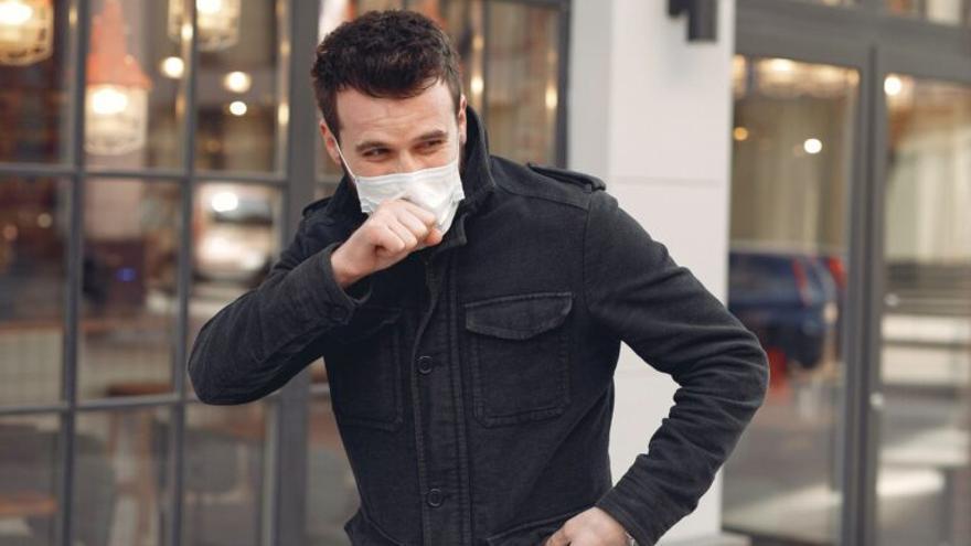 La tos persistente puede convertirse en crónica