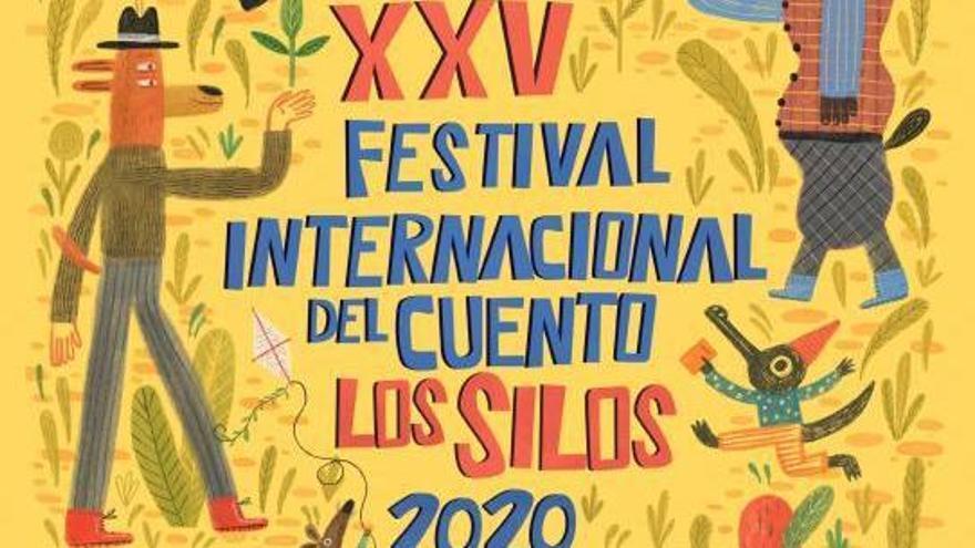 El Festival del Cuento de Los Silos vuelca sus actos en la educación a través de la red