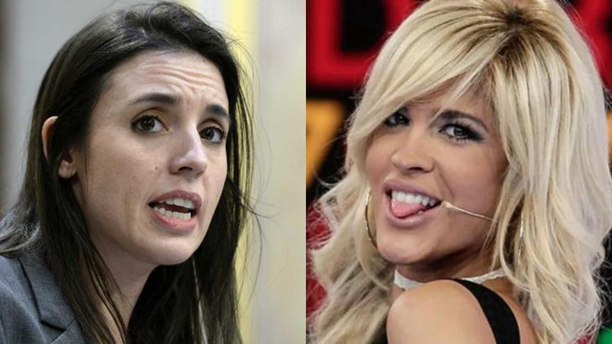 """Ylenia, contra Irene Montero: """"En los libros de historia saldrá que te comiste el pene del jefe"""""""
