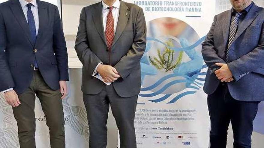 Instituciones gallegas y lusas se alían para ser referentes en Biotecnología Marina