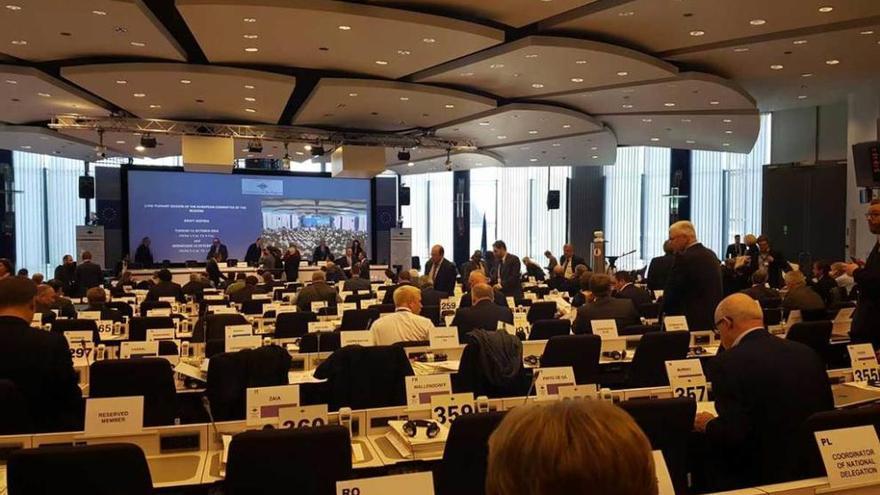 """El Comité de las Regiones de la UE plantea una """"macroalianza atlántica"""""""