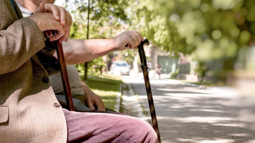 Los jubilados canarios, de los que menos pensión cobran