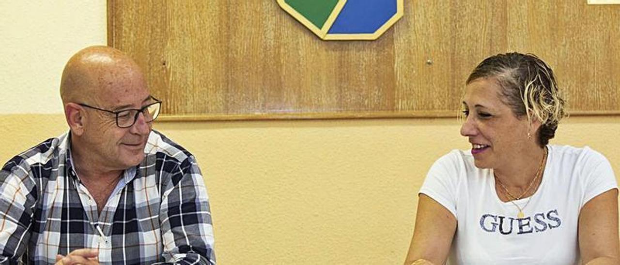 Representantes de padres de centros públicos y concertados. | ALEX DOMÍNGUEZ