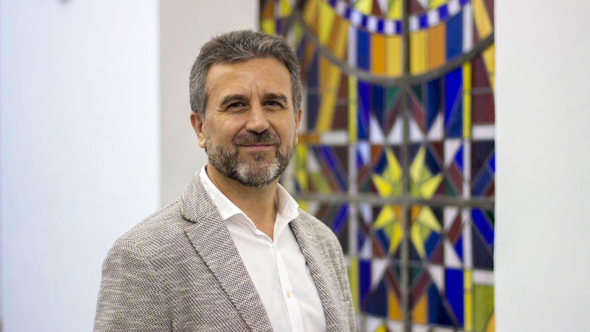 Francisco Ángel Sánchez, presidente del IPBS.