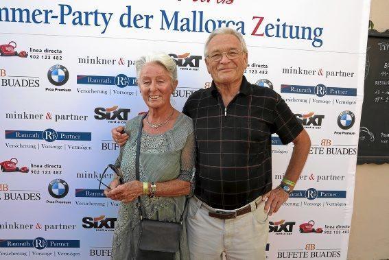 Dagmar und Karl-Heinz Kreuter