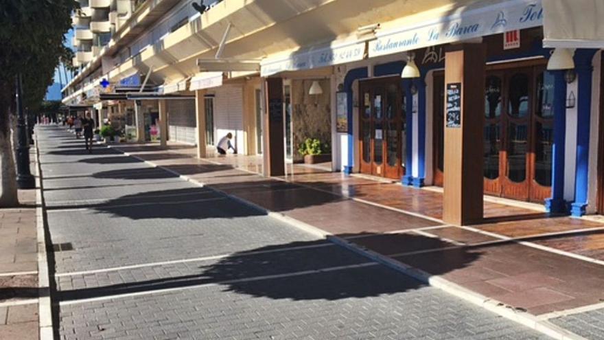 Temor y tristeza entre las pymes de Marbella ante el cierre de la actividad