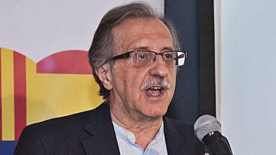 Albert Rivera prescindeix del manresà Antonio Espinosa a l'executiva de Ciutadans