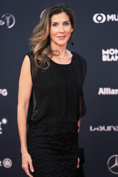 La extenista Monica Seles.
