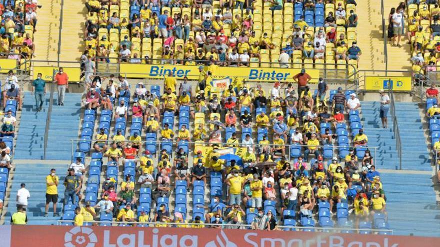UD Las Palmas - FC Cartagena