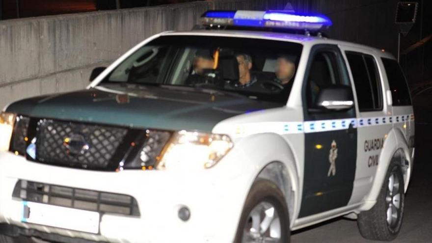 Villar pasa la noche en los calabozos de la Guardia Civil