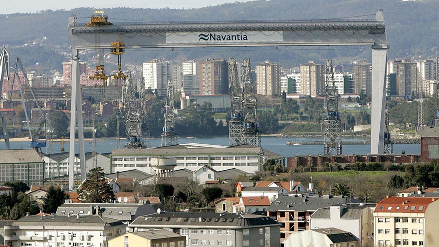 Imasa se alía con Navantia para fabricar nuevas turbinas de tecnología asturiana
