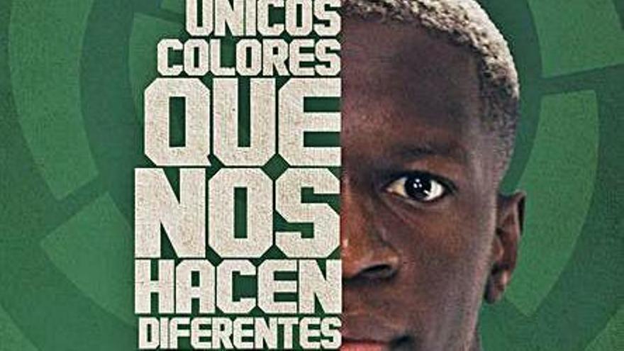 Mfulu será imagen de LaLiga y la ONU en la campaña contra el racismo