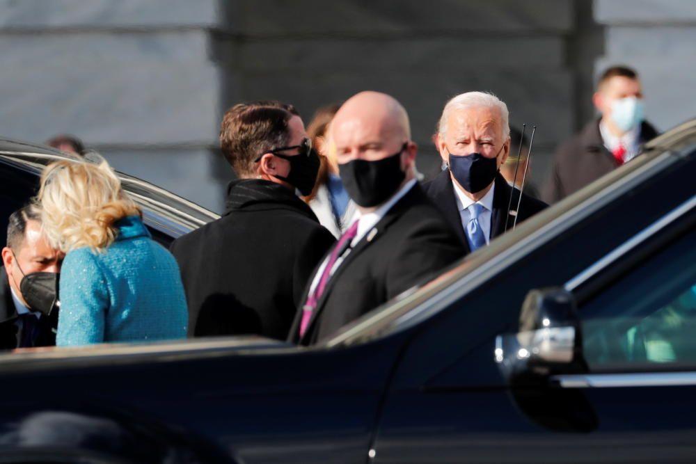 Toma de posesión de Joe Biden