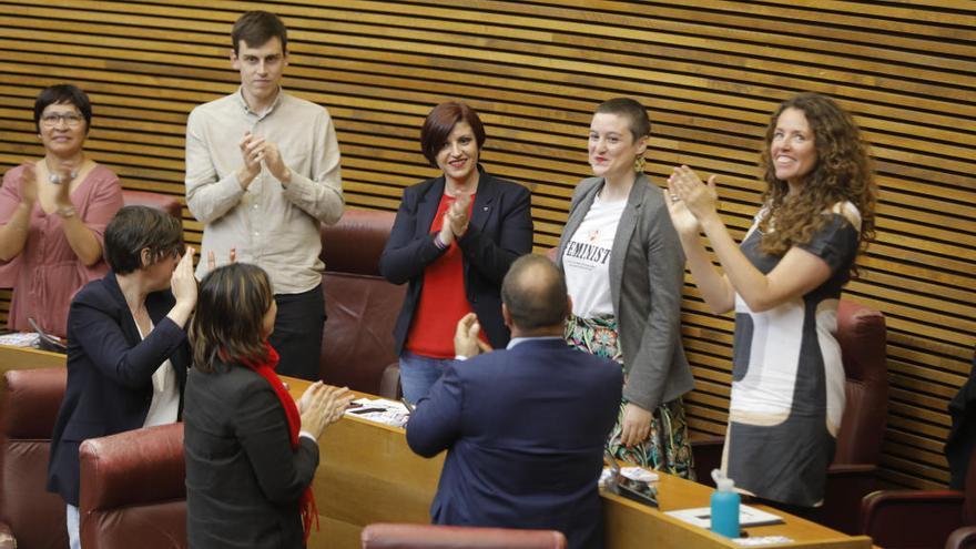 Unides Podem reclama cambiar la ley de À Punt que promovió hace tres años