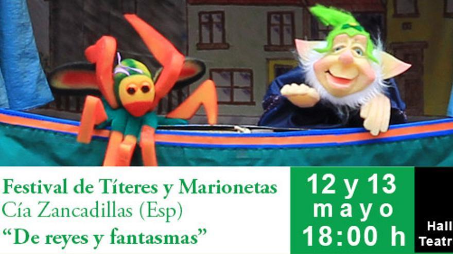 Festival de Títeres y Marionetas - De reyes y fantasmas