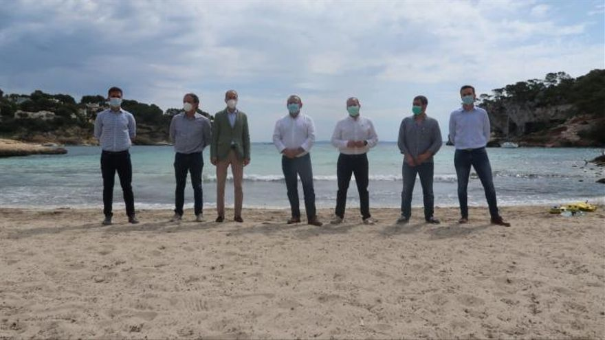 Roboter überwachen jetzt Seegraswiesen vor Mallorca