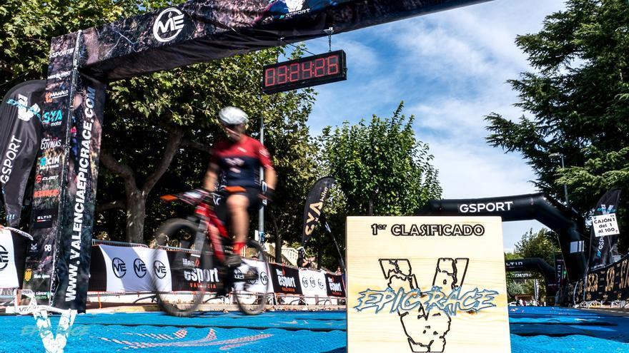 David Fuster García triunfa en la Valencia Epic Race By Gsport