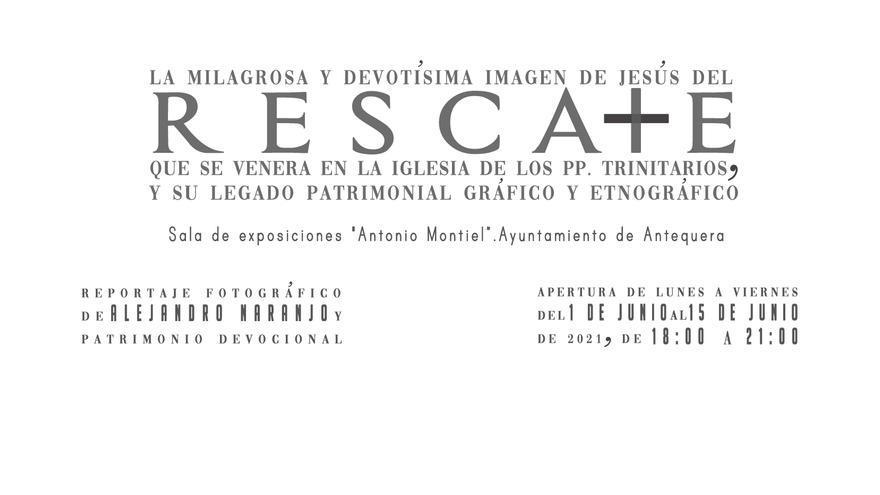 Exposición sobre Jesús del Rescate