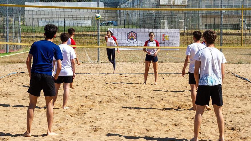 Deporte y convivencia en los Juegos Deportivos Bachillerato-UCO