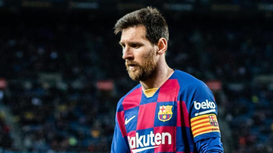 Messi carrega durament contra Abidal per Instagram