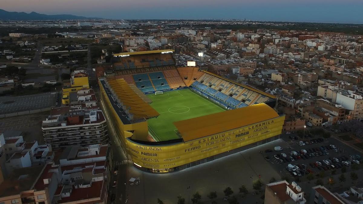 El estadio del Villarreal volverá a albergar a aficionados