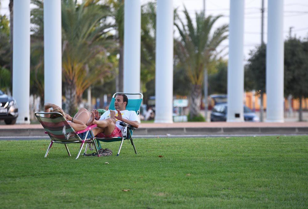 Jardines del Balcón del Guadalquivir