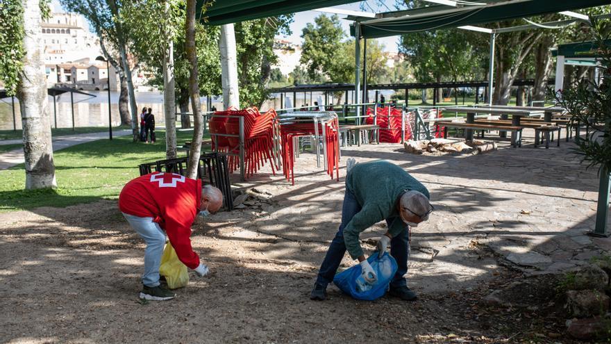 La limpieza colaborativa de Los Pelambres arranca este lunes: ¡Manos a la obra!