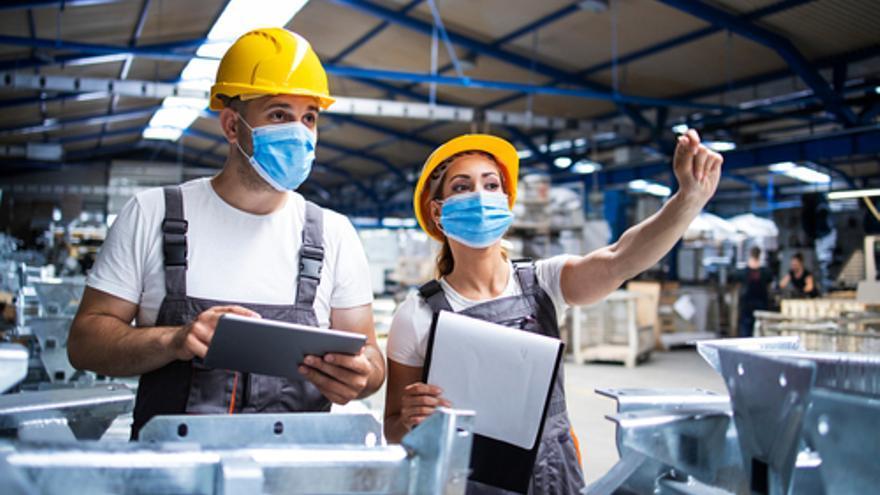 La generación de puestos de trabajo en Castellón, una constante al alza