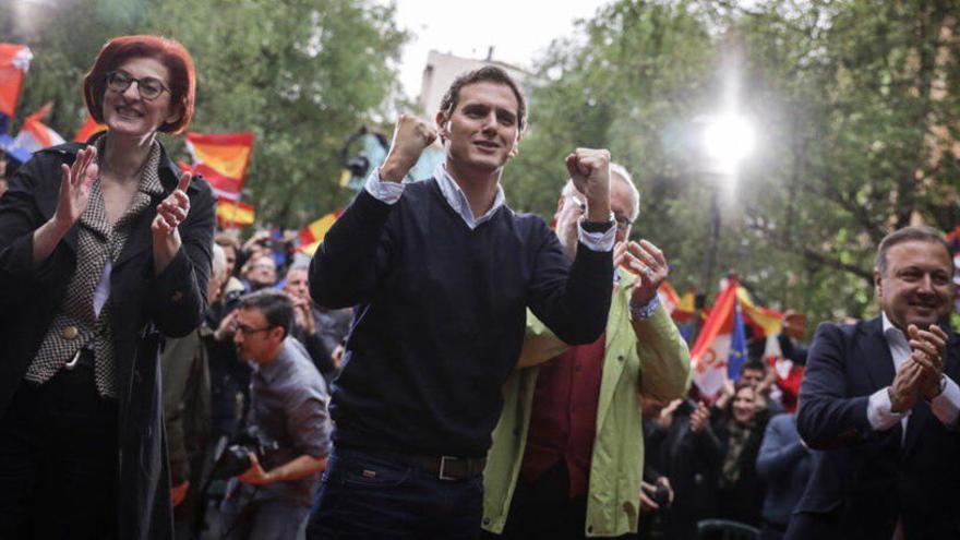 """Rivera: """"El nacionalisme és el càncer d'Espanya"""""""