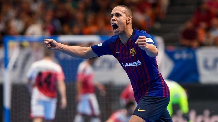 El Barça Lassa gana su cuarta Copa de España ante ElPozo