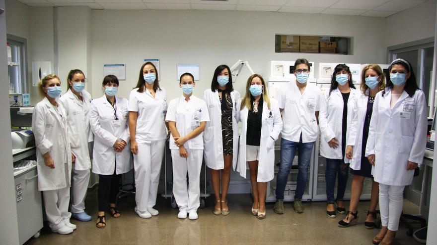 El Hospital del Vinalopó renueva su certificación como centro de transfusiones