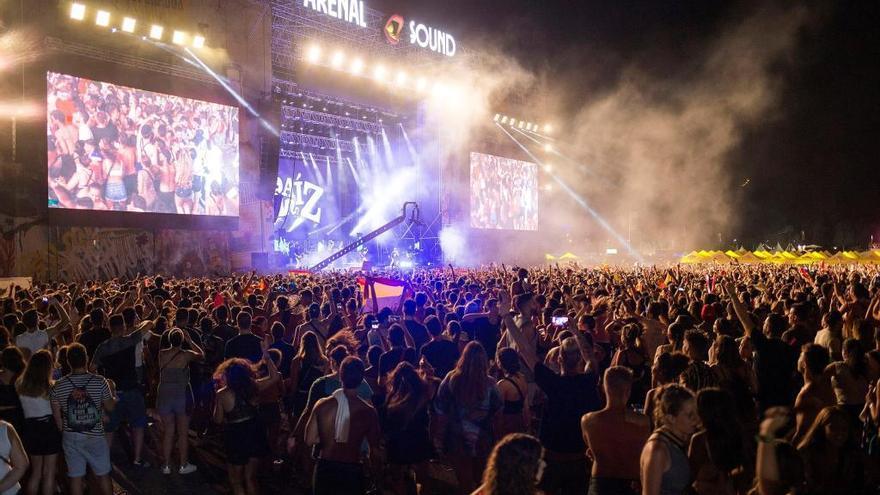 El Arenal y el Medusa, en el podio de festivales de 2018