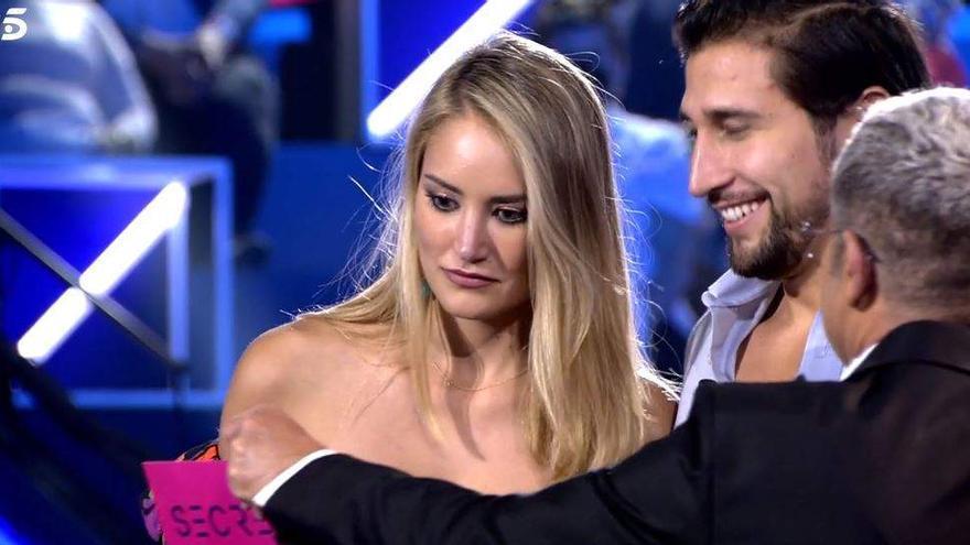 Jorge Javier Vázquez deja muda a Alba Carrillo tras este brutal zasca en directo